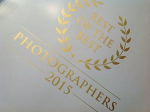 Bestof the best photographer 2015