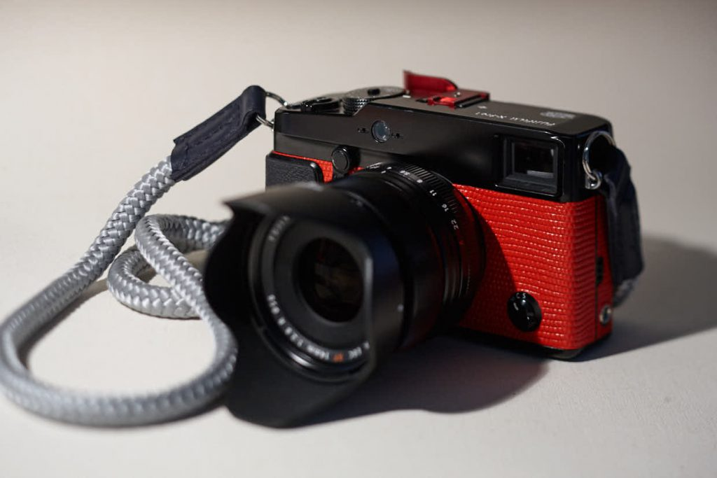 Infrared Fuji X Pro 1