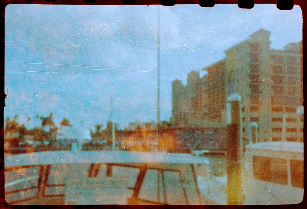 pinhole sample