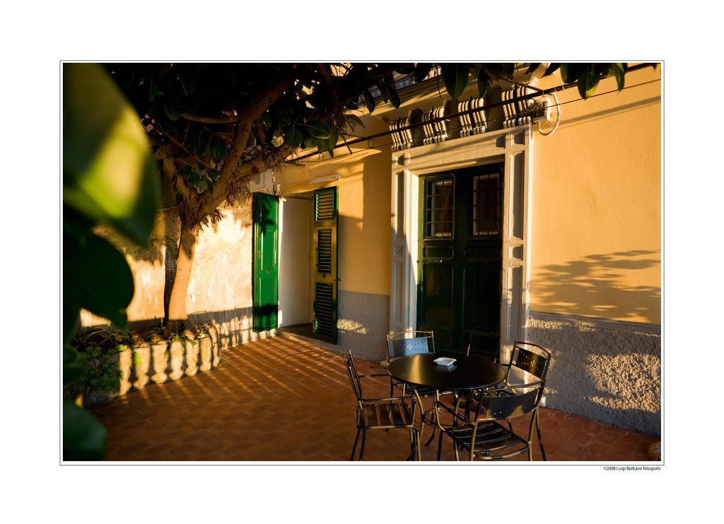 Casmona Hotel balcony