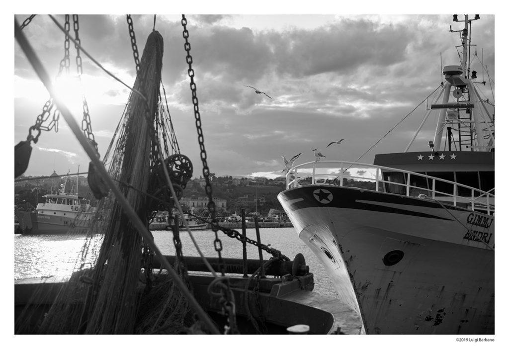 Giulianova Harbor 2019