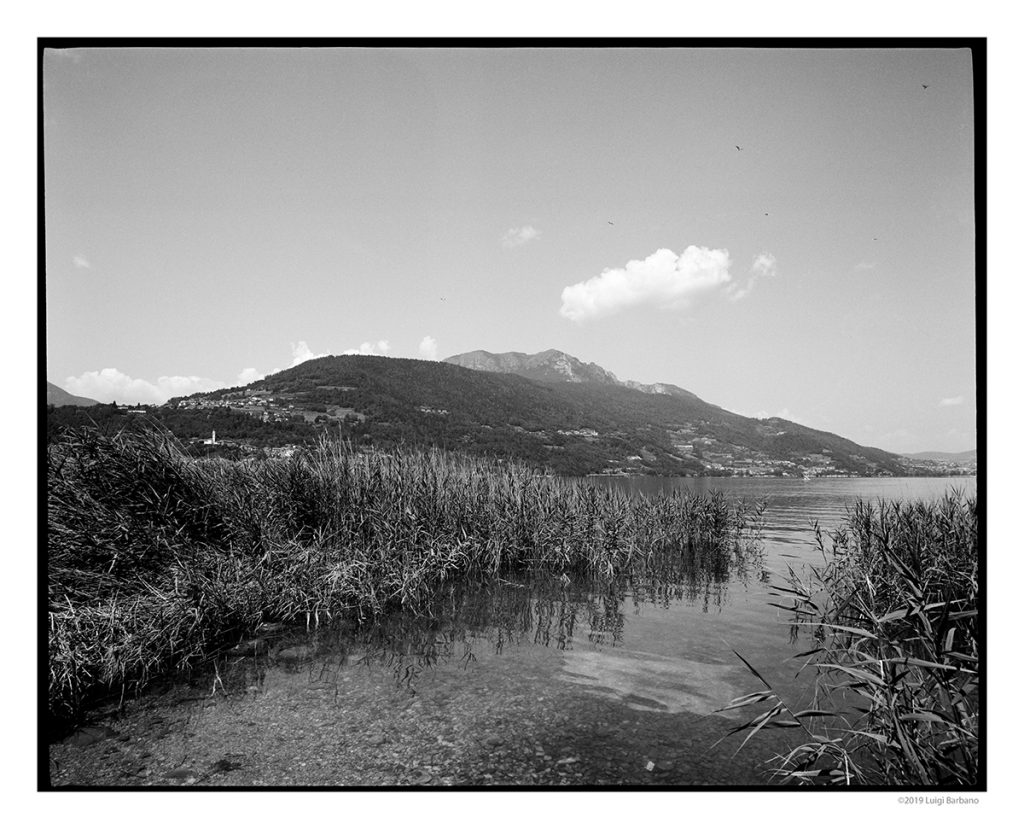 Caldonazzo Lake