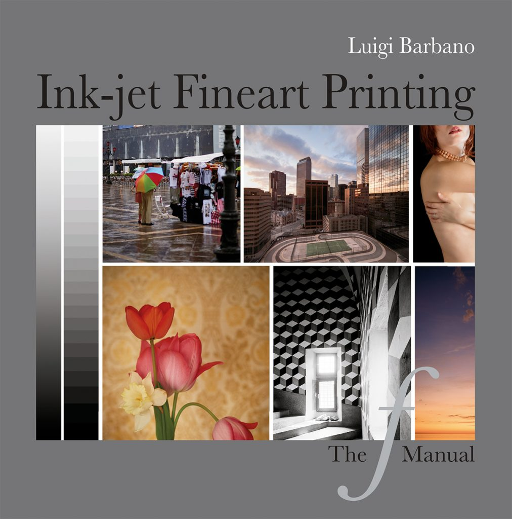 Ink-jet Fineart Printing by Luigi Barbano